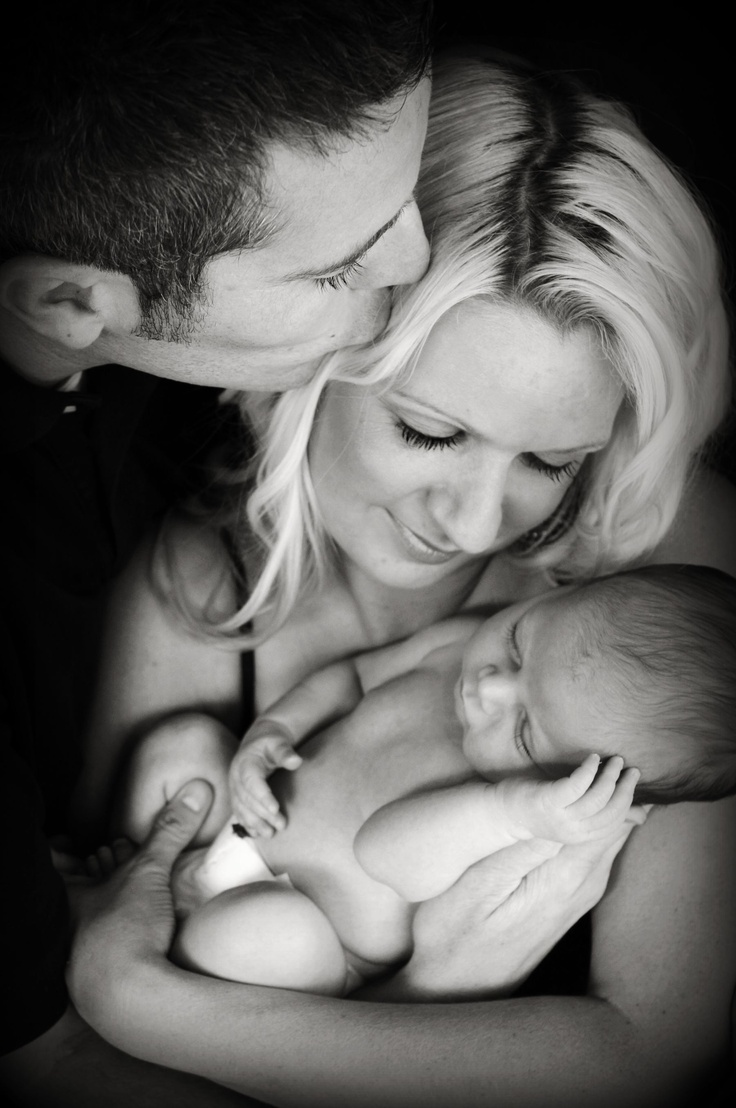 New Family Photo Pose 'Baby Love' by Dianne Hudson