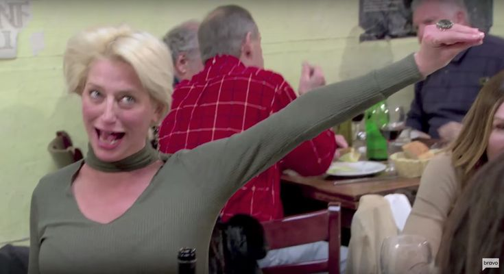 Drunk Dorinda Medley Lashes Out at Sonja Morgan over 'Ridiculous' Tipsy Girl Accusations: 'Back That S— Up!'