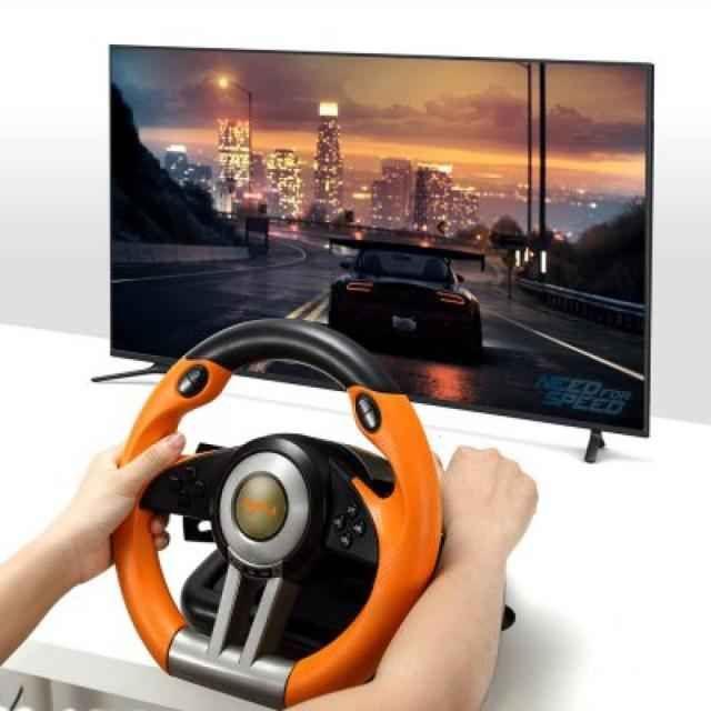PXN V3 II è il volante low-cost per giocare al vostro gioco di corse d'auto preferito (ma non solo) Molti amano divertirsi giocando sul proprio PC a tutti quei giochi che simulano gare automobilistiche. Giocare con un semplice Gamepad o con le frecce direzionali, però, non è molto soddisfacente. La #pxnv3ii #gaming #pc #gamer #gearbest
