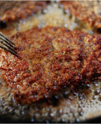 fried round steak fried cube steaks fried ribeye steaks roast bone ...