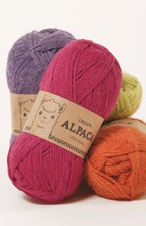 DROPS Alpaca colour chart ~ DROPS Design