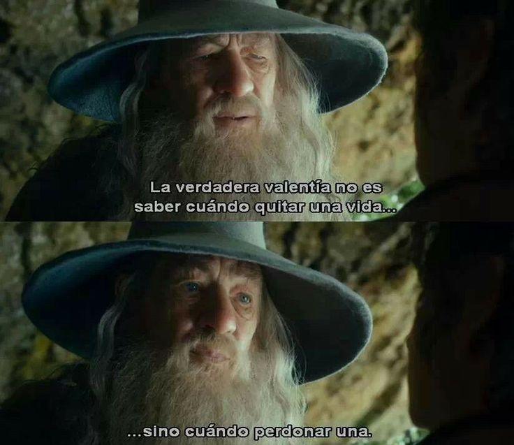 #Gandalf #El Señor De Los Anillos