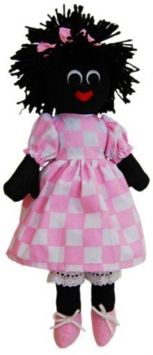 Sally Golly Doll - 30cm http://www.thelookathome.com.au/shop/item/sally-golly-doll-30cm