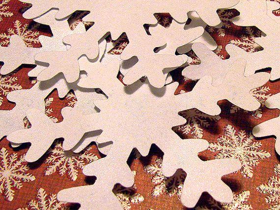 24 XL  3in Christmas Glimmer Mist Winter by DigitalFleaMarket, $4.00
