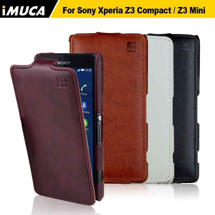 Find More Phone Bags & Cases Information about IMUCA For Sony Xperia Z3 Compact Z3 mini M55W D5803 D5833 case cover Vertical Leather Flip mobile Phone cases accessories,High Quality phone cases for all phones,China phone case Suppliers, Cheap phone case wallet from iMUCA Communication Co.,ltd  on Aliexpress.com