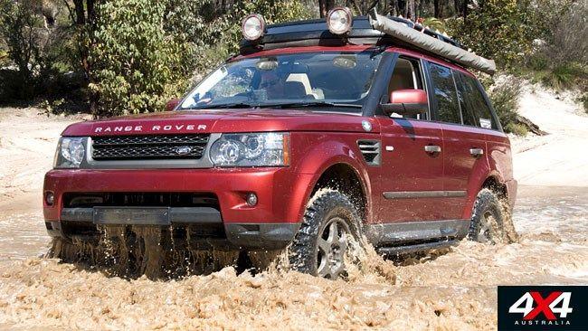 4x4 MAGAZINE: Modified Range Rover Sport