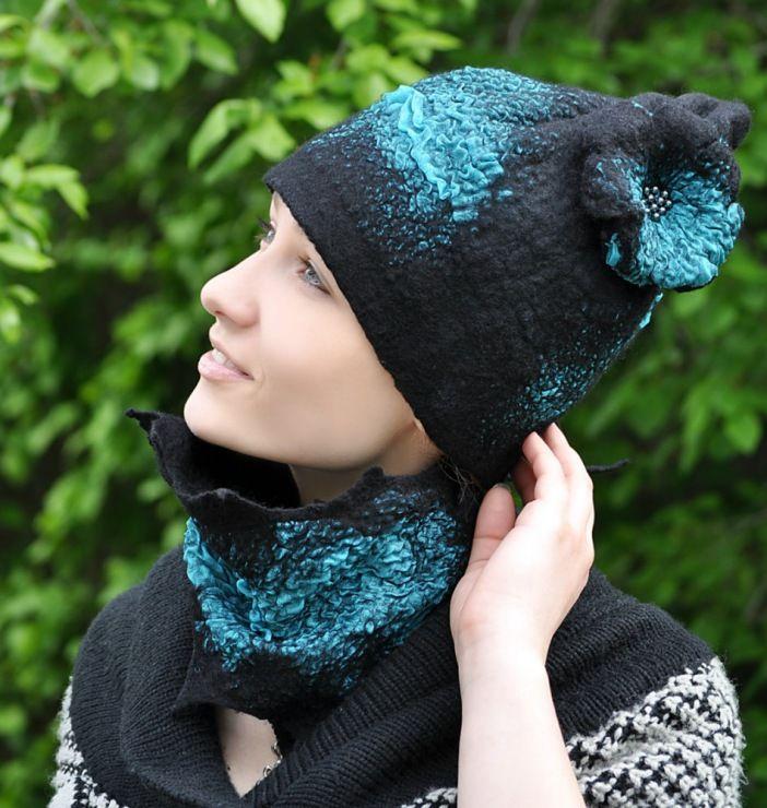 Gallery.ru / Фото #128 - Мои работы. Шляпы. - Shellen
