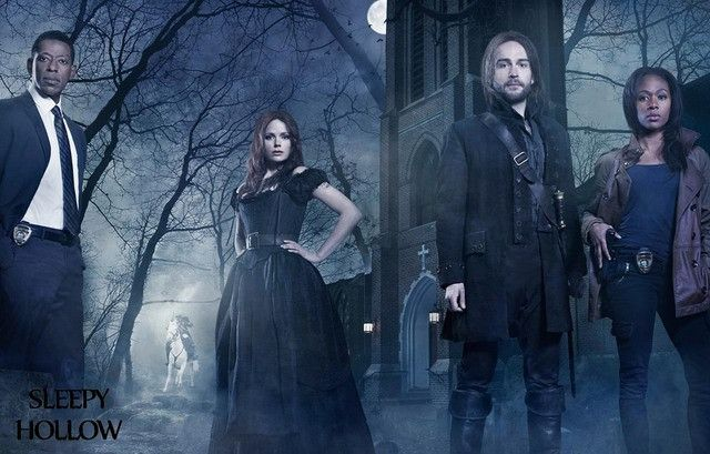 Sleepy Hollow Cast Tom Mison TV Show Poster 11x17
