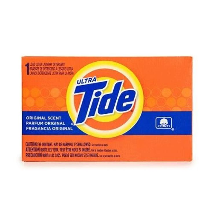 Tide Laundry Detergent Powder Vending Pack