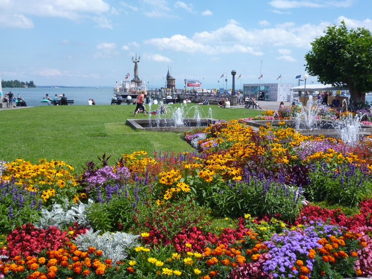We are waiting for the spring in Constance at Lake Constance! Wann kommt der Frühling nach Konstanz?