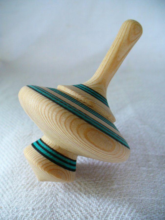 trottole | realizzazioni in legno