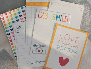 Miss Tina Free Printable Art Journalling Cards