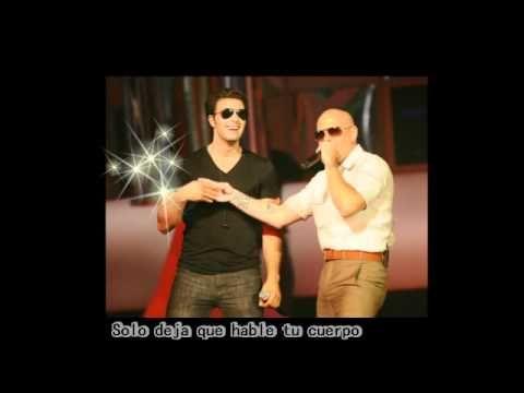 Solo deja que hable tu cuerpo Pitbull ft Jean Carlos Canela