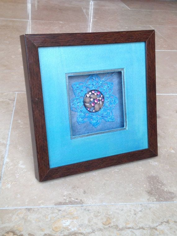 Blue Dream by IantheFrames on Etsy