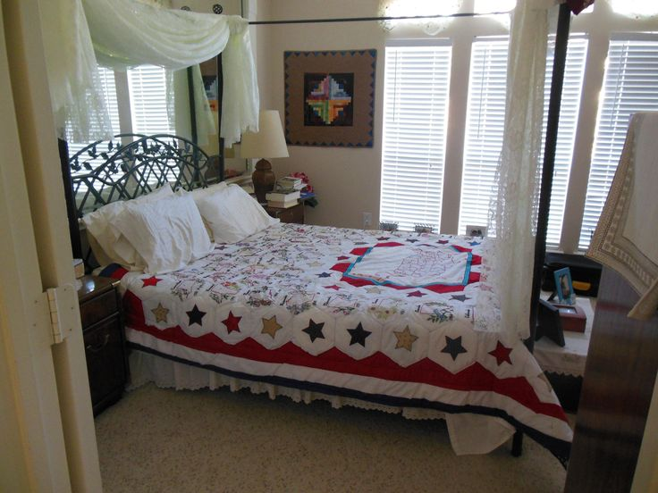 50 states and stars quilt