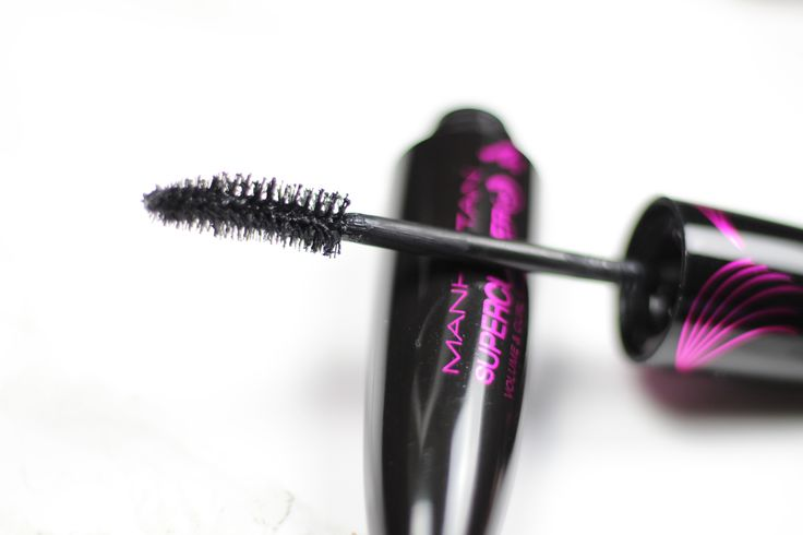 Manhattan Super Curler Volume and Curl Mascara