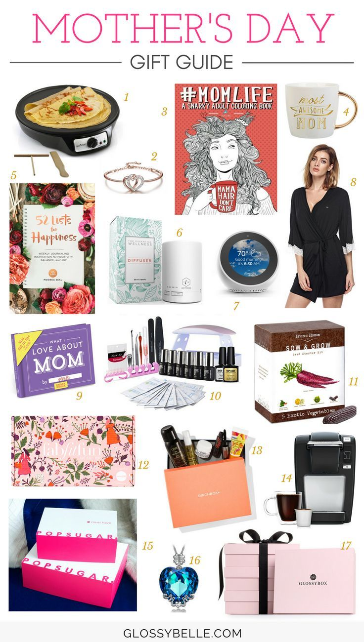 17 Great Gift Ideas For Moms Diy Gifts For Mom Birthday Gifts