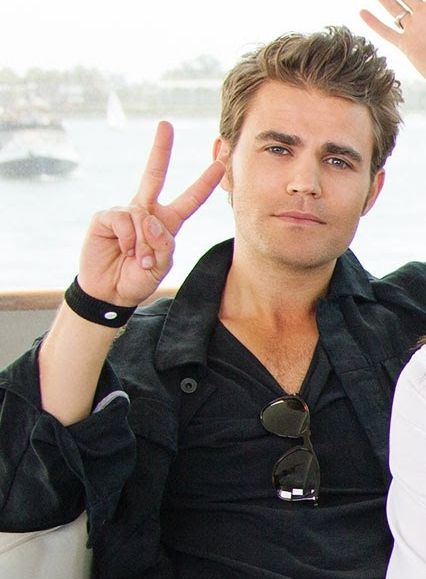 Paul Wesley Photos, News and Videos | Just Jared