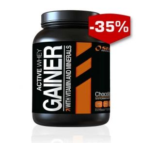 Self Omninutrition New Active Whey Gainer 2kg 35%