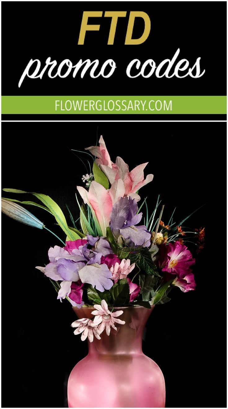 These Are Ftd Promo Codes Having Flowers Delivered To Someone Is A Sweet Thoughtful Gift But Sometimes I Flower Coupons Flowers Delivered Best Flower Delivery