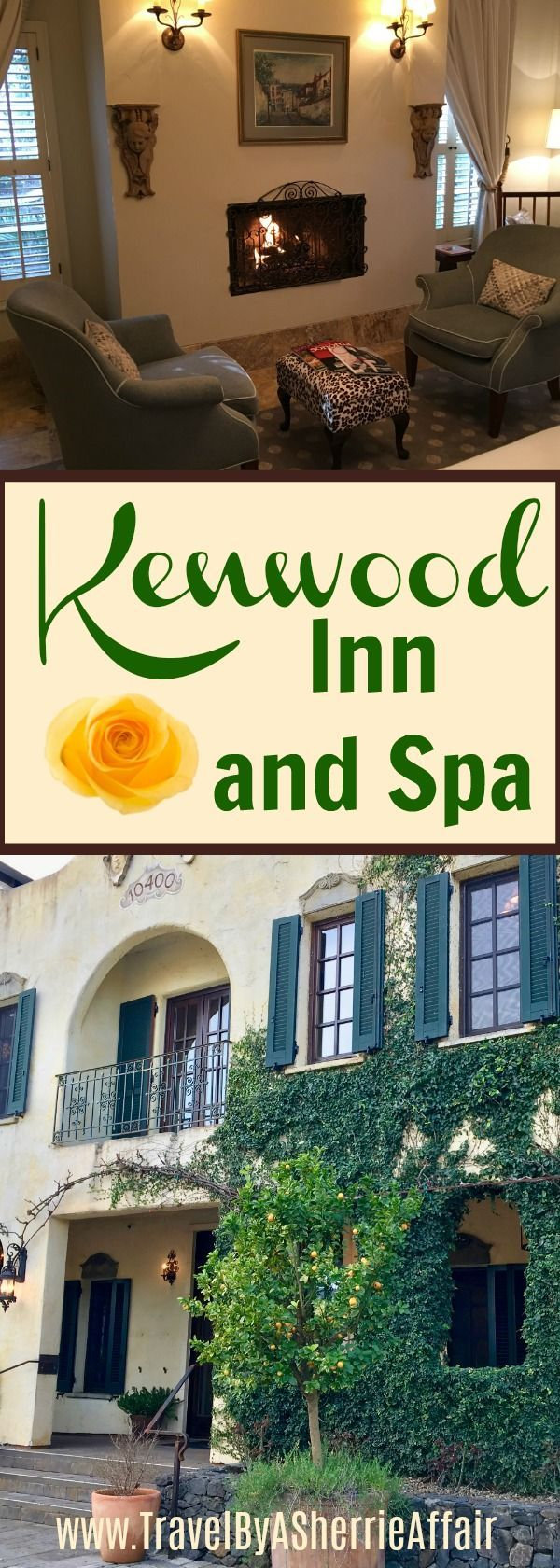 Kenwood Inn and Spa in Sonoma California is a spectacular choice for a Wine Country Holiday.  You can enjoy your time in front of fireplaces, enjoying the pools, relaxing and receiving treatments in the spa.   #KenwoodInn #Sonoma #California #WineCountry #Wine #Spa #Inn #Holiday #Hotel