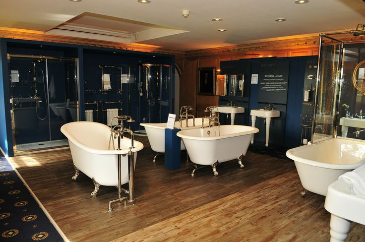 Arcade Freestanding Bath range