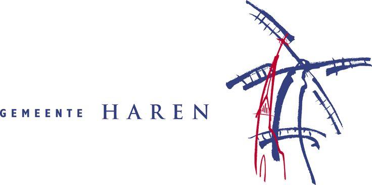 Dit is het officiële logo van de Gemeente Haren. http://www.drukkerijvanark.nl/