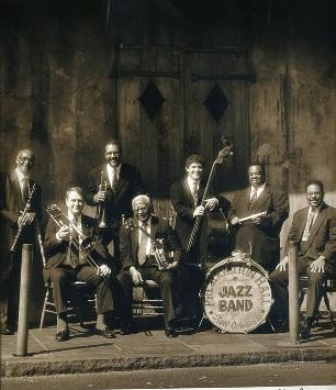 Preservation Hall Jazz Band (Original)  to me this place is New Orleans