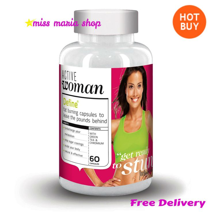 Weight Loss Woman Vitamins Green Tea Fat Loss 60  Herbal Extract Reduce Cravings