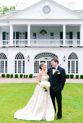 Thinking of planning a destination wedding in Charleston, SC? Let the PPHG event experts help. Lowndes Grove Plantation in downtown Charleston | Photo by Dana Cubbage