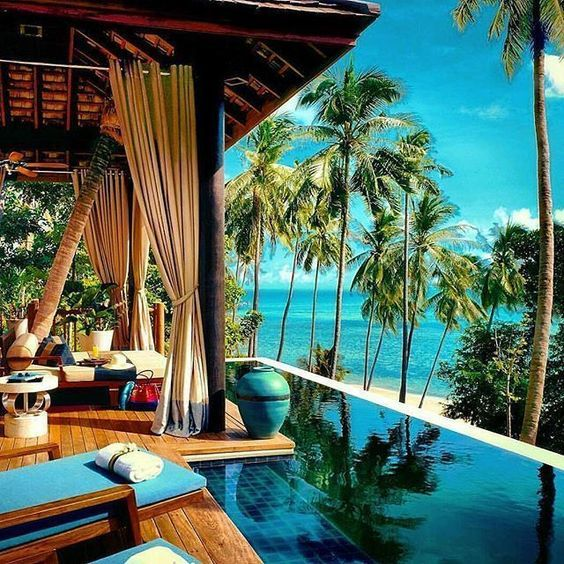 Four Seasons Resort Koh Samui, Thailand
