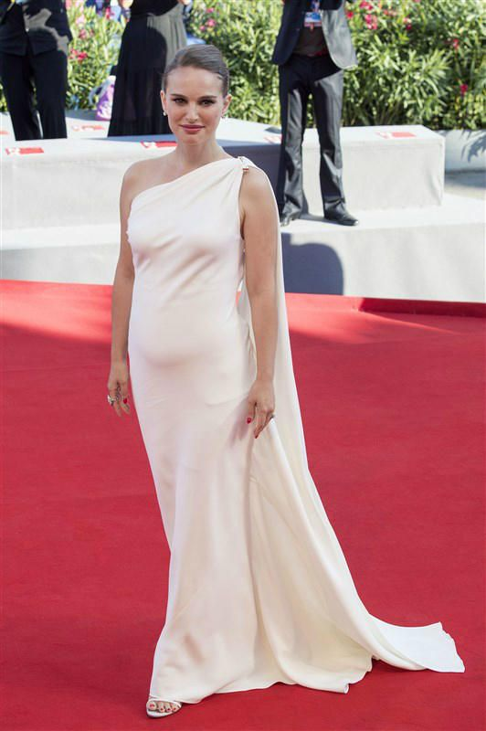 Natalie Portman attends the 73rd Venice Film Festival and premiere of 'Planetarium' in Venice, Italy on Sept 8, 2016