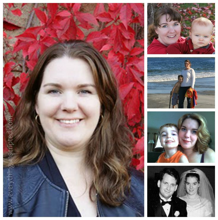 My #80lbJourney  Over the Years & the Turning Point