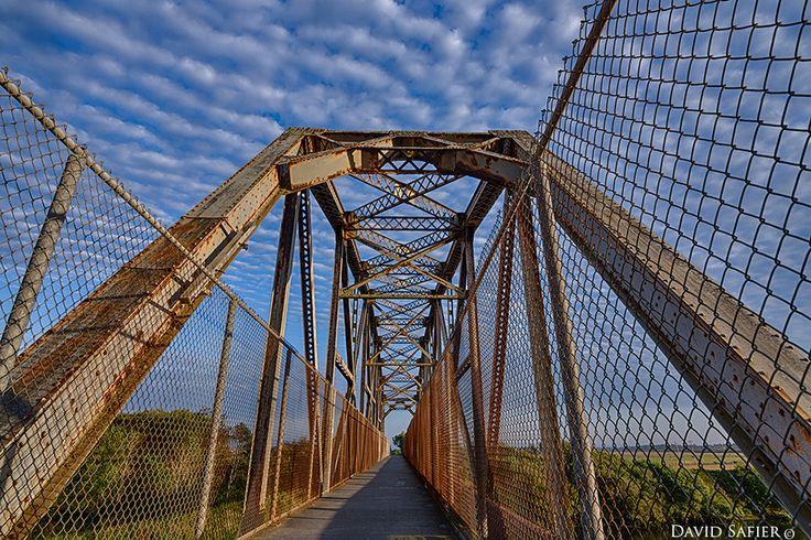 Hammond trial bridge by david safier on 500px