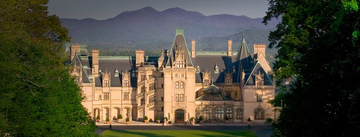 Vacations at America's Largest Home in Asheville, NC| Biltmore