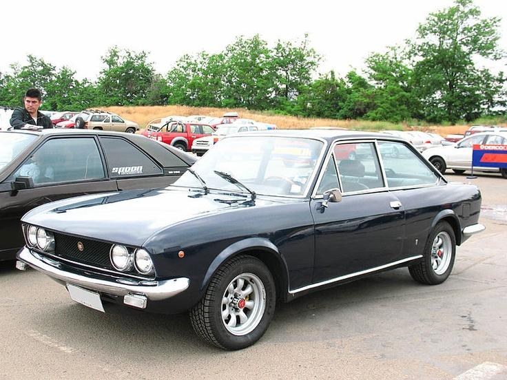 Fiat 124 Sport 1600 1971 - Drove the year the Launceston casino opened. Salad Days.