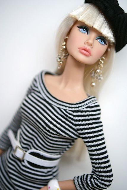 Beatnik Barbie