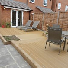 90 best images about new house on pinterest magnets for Composite decking wickes