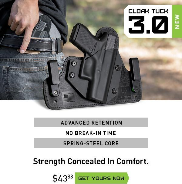 Alien Gear Concealed Carry Holsters. USA Made Need to try these