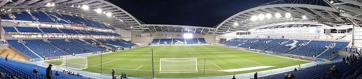 Brighton & Hove Albion - Amex stadium