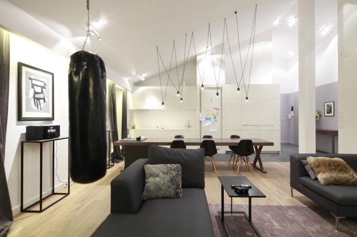 Apartament na Zawadach - Exit Pracownia Projektowa - zobacz na myhome.pl