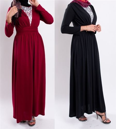 "The Muslim women dress from a small headscarf to a full-length jilbab. Also there are seven conditions to the Muslim dress code for women, and all revolving around protecting women ""from the lustful gaze of men""."