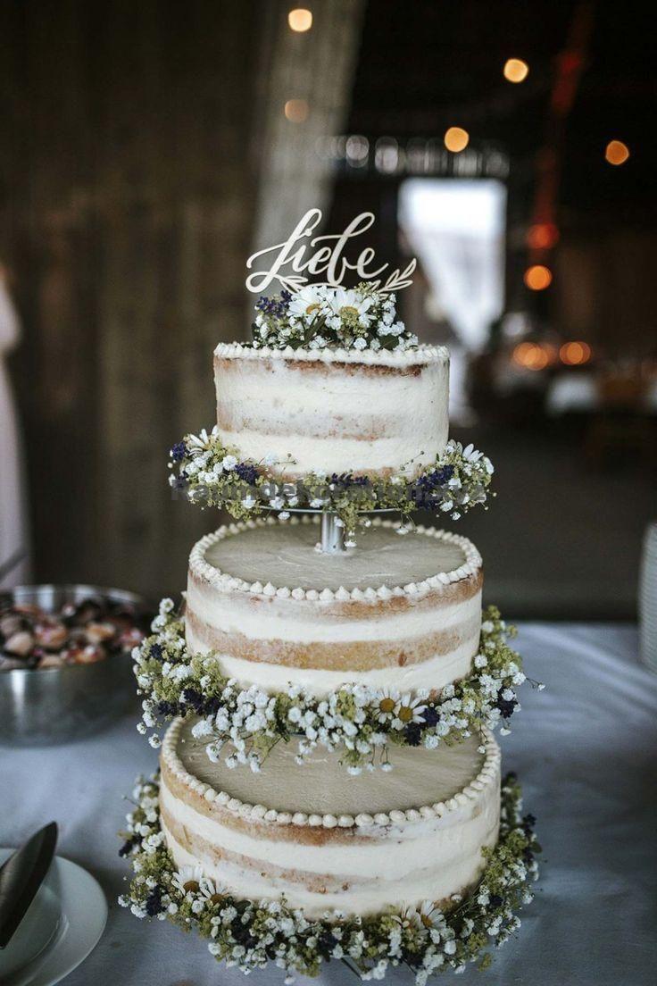 Decoração De Mesa De Casamento – Mira & Andreas: Rustic Barn Wedding