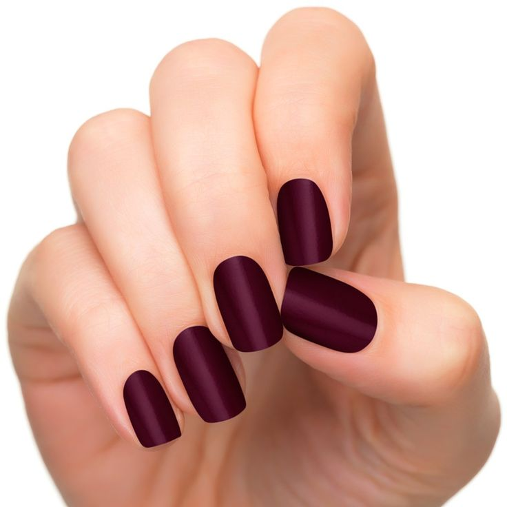Incoco Nail Polish Strips, Fashion First Collection, Bordeaux ** Check this awesome product by going to the link at the image.