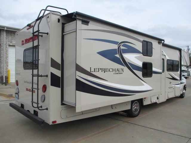 2016 Used Coachmen LEPRECHAUN 32BH Class C in Texas TX.Recreational Vehicle, rv, COACHMEN LEPRECHAUN 32BH, 2016 Coachmen Leprechaun 32BH This motor home is on the E450 chassis and is powered by the Ford Triton 6.8 ltr. V10 for more information cal Alan at 888-806-0106 or direct at 940-391-5396