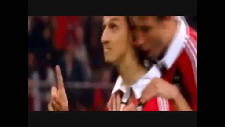 Ibrahimovic, Milan - Inter 2012