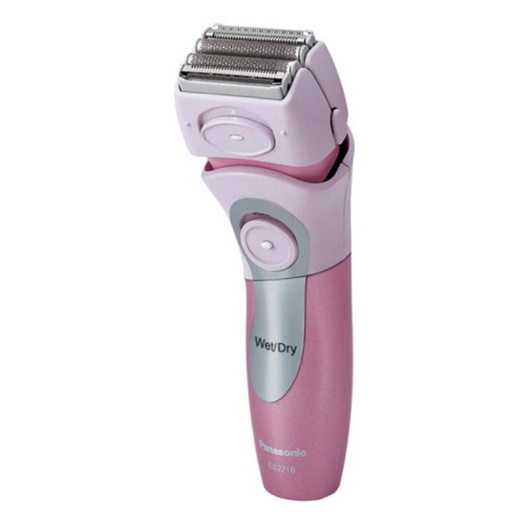 Panasonic ES2216PC Close Curves Wet/Dry Ladies Shaver - PANPES2216PC