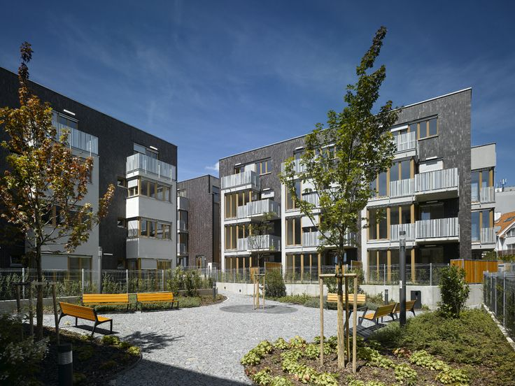 Housing Complex Na Vackově ve městě Praha, Hlavní město Praha