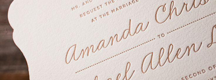 Wedding Program Wording http://www.bellafigura.com/letterpress/etiquette/wedding-program-wording.html