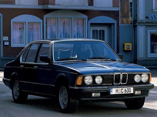 BMW 745i (1980-1982)